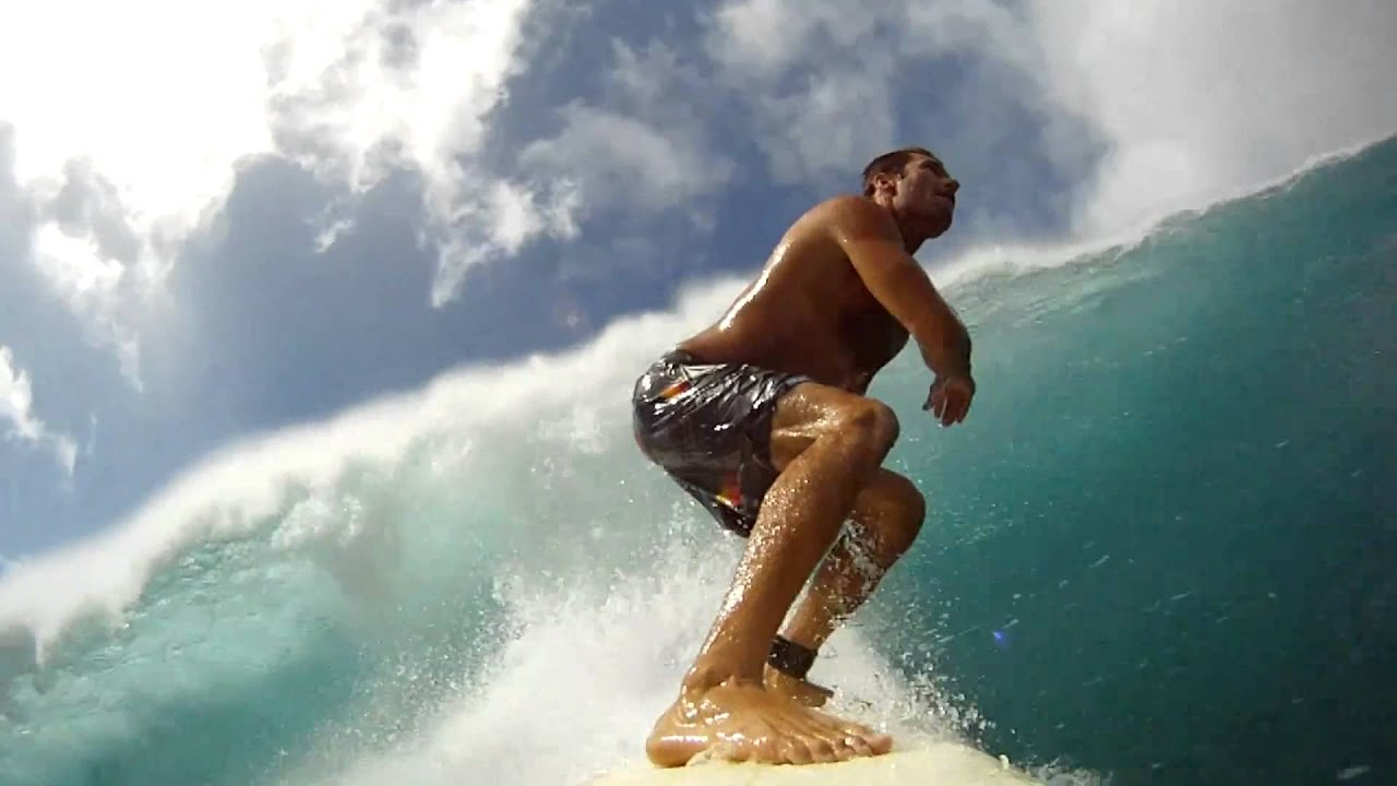 серфовое видео