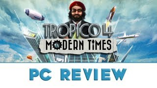 Tropico 4 Modern Times - Gameplay/Review (Commentary)