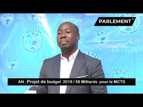 AN BENIN : PROJET DE BUDGET 2019 / 58 MILLIARDS POUR LA CULTURE, LE TOURISME ET LES SPORTS
