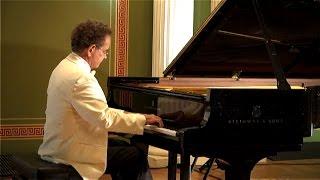 Beethoven - Sonate As-Dur op. 110 - Marco Antonio de Almeida, Klavier