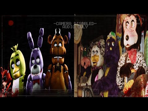 The True Story of Five Nights At Freddy's