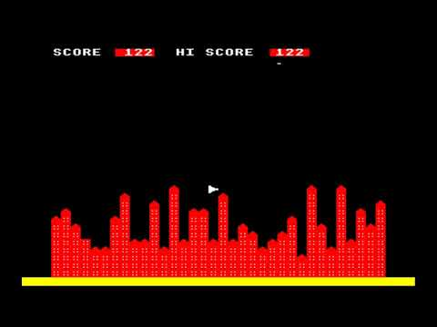 Bomber Command for the BBC Micro
