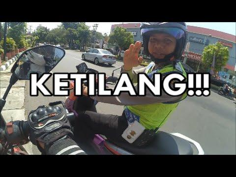 #37 - KETILANG DI SEMARANG!!! :(( (Polisinya jujur)   Yamaha MT25 Indonesia   MOTOVLOG SEMARANG