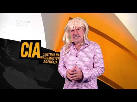 CIA: Ja sam Predsjednica!