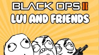 """Black Ops 2 Lui and Friends - """"Cheesy Killcams!"""""""