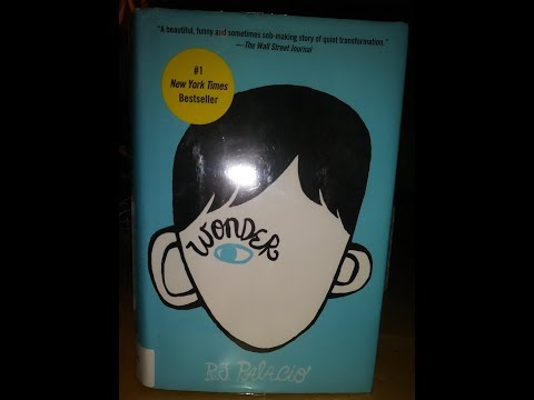 Wonder! The Book Everyone Should Read!