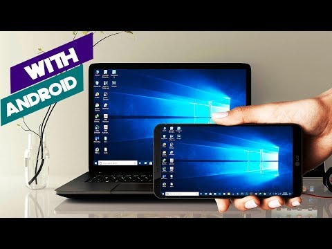 How To Control A PC With An Android Phone By Teamviewer