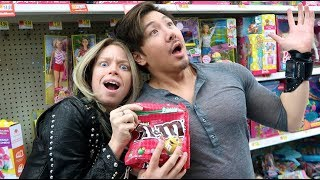 Follow Me Around- Strawberry M&M Quest! ft Guy Tang!