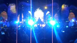 Tiësto EDC México 2015 - Power mix