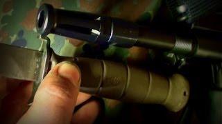 Feldmesser 78 - Glock Rifle Bayonet for Steyr AUG