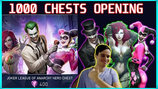 The Biggest Chest Opening In T…