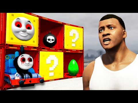GTA 5 - Was ist in der THOMAS.EXE MYSTERY BOX drin?😱