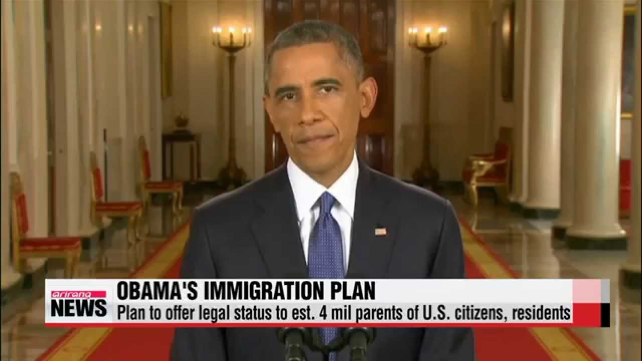 Obama and the immigration reform