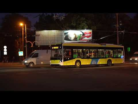 lvivadm: Від сьогодні тролейбусний маршрут №23 розпочав курсувати на вулицю Хуторівку