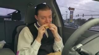 Arbys Buffalo Chicken Slider - Food Review