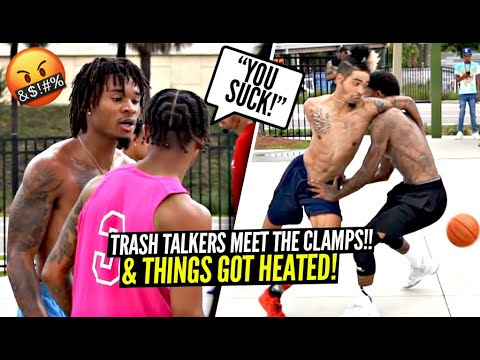 "Download ""YOU SUCK"" Trash Talkers Meet NEWEST Ballislife Member & Things GET HEATED!! Tim CLAMPS EVERYONE!"