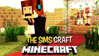 The Sims Craft Ep.16 - Casamento Obrigado !! - Minecraft