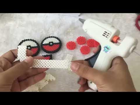 สอนทำที่ตั้งสก๊อปเทป เม็ดบีทรีดร้อนหอยทากโปเกบอล (Pokemon) By Papapha DIY