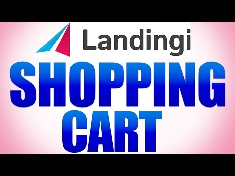 How To DIY Shoppingcart With Landingi Page Builder Clickfunnels Alternative