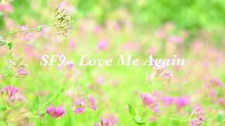 SF9 (에스에프나인) Love Me Again Piano 피아노