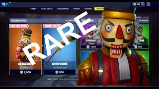 *RARE* Crackshot + Crackabella Returned to the Item Shop!!! - Fortnite Battle Royale