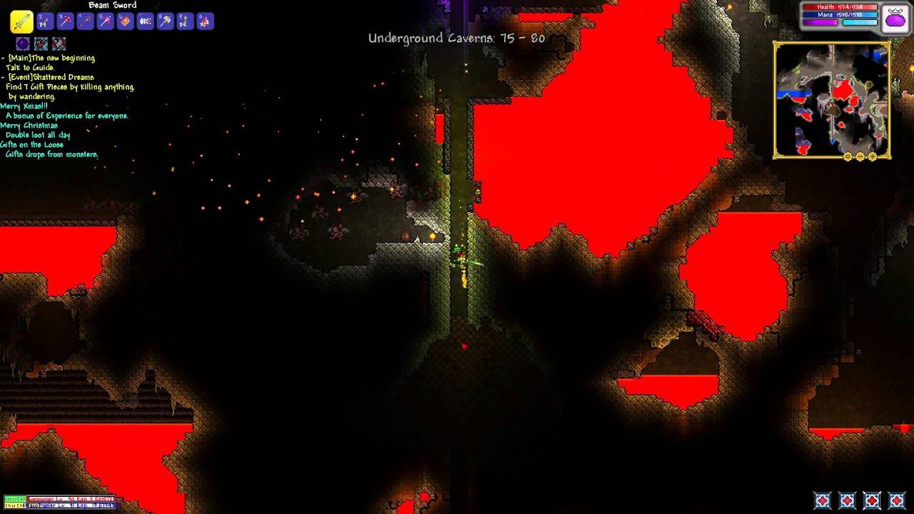 N Terraria Summoner Class Gameplay (Mod) (Full HD)