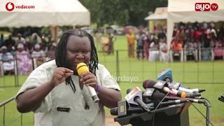 MSIBA WA MASOGANGE: Shairi aliloimba Mrisho Mpoto kumhusu Masogange