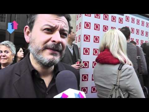 Manic Street Preachers Interview 31-10-11 | Official Charts