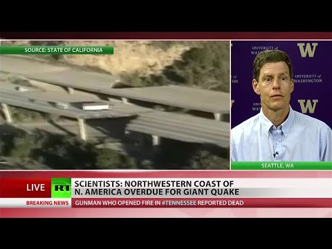 Cascadia Rising: Scientists warn of devastating earthquake ripping apart Pacific Northwest