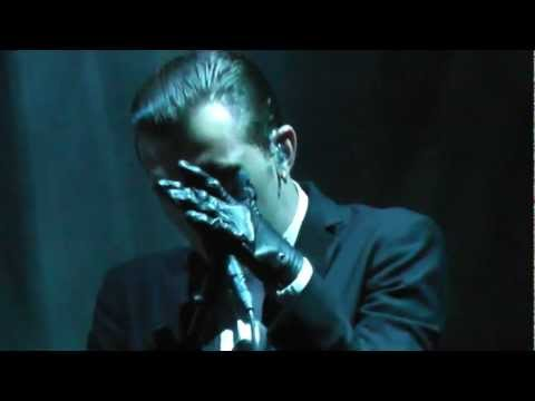 HURTS - The Water (HD) - Russia, Moscow, 18.10.2011