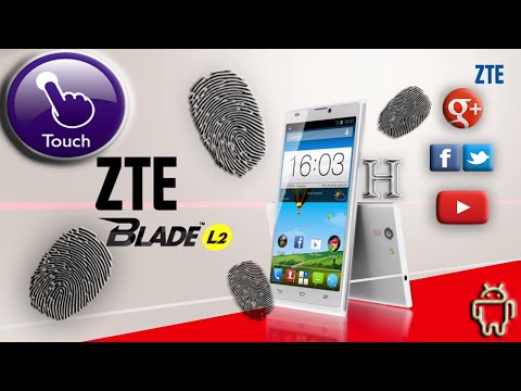 Calibrar Touch de Android sin ROOT | ZTE Blade L2