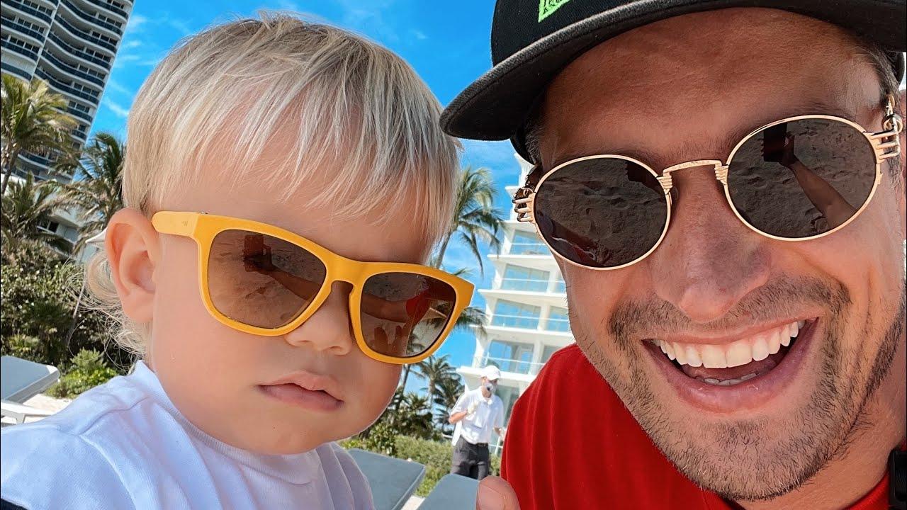 Жизнь в Майами. Подводная Охота. Гриль на Пляже. Океанариум - скачать с YouTube бесплатно