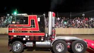 big iron classic 2010 truck pull #1