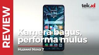 Review Huawei Nova 7, asik-asik aja nih hape