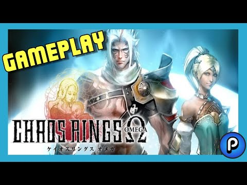 Chaos Rings Omega Android Gameplay Review - First 30 min