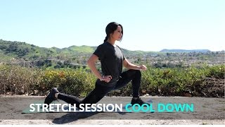 Stretch Session | Cool Down + Recovery