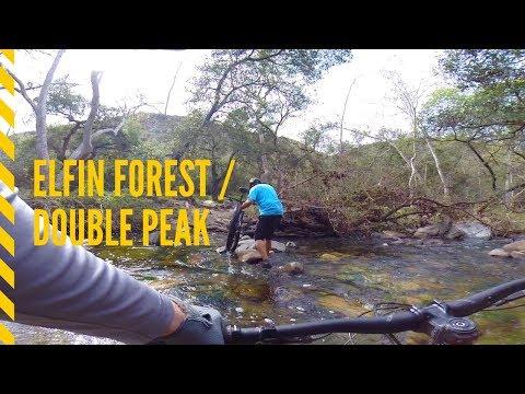 Mountain Biking Double Peak to Elfin Forest