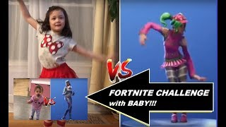 FORTNITE DANCE CHALLENGE | KIDS | (REAL LIFE)
