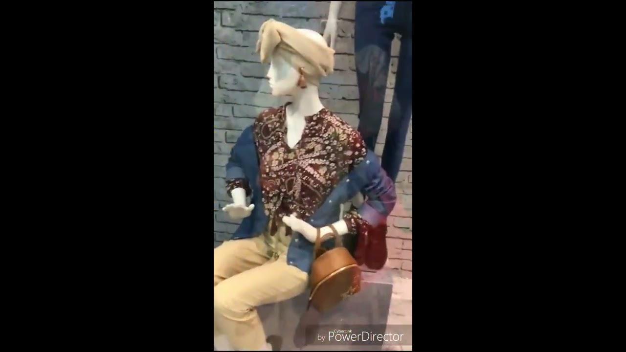 00d1d9901 تخفيضات ملابس شتاء 2018/2019 في marwa و LC Waikiki - YouTube