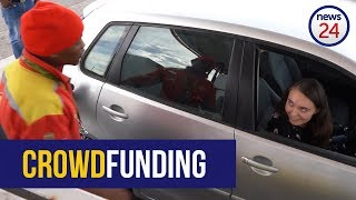 WATCH: R440 000 and counting - Nkosikho Mbele 'overwhelmed' by crowdfunding campaign