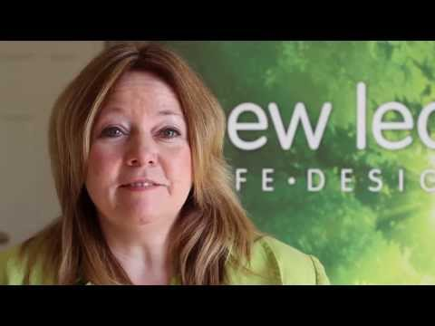 Becky Wright introduces New Leaf Life Design