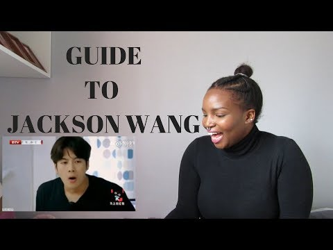 REACTION!!! Guide to Jackson Wang (why you should stan him)