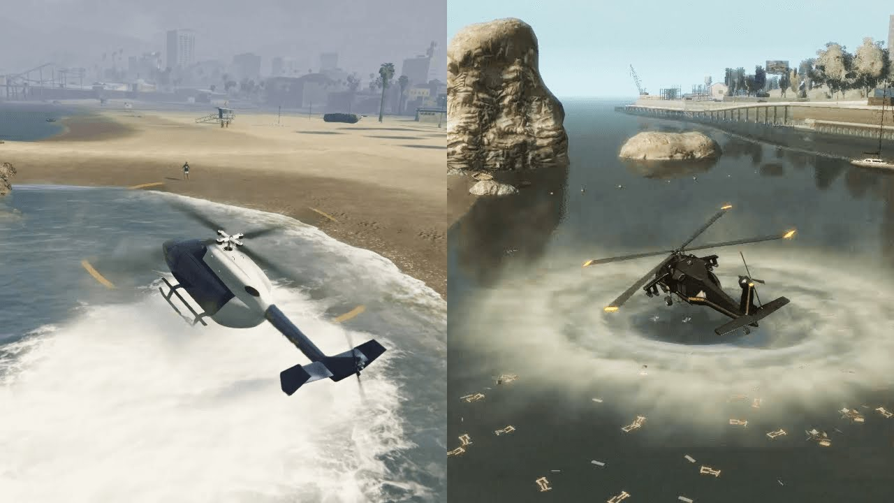 Do you still think GTA V is better than GTA IV? - Games