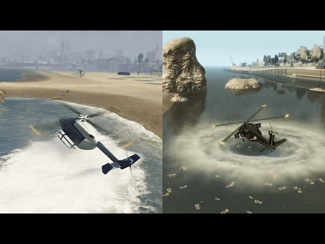 Ini Belasan Alasan Kenapa GTA IV Lebih Bagus dari GTA V! Masa Sih?