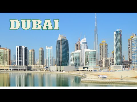 The Amazing City Of Dubai, The Most Luxurious City In The World