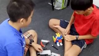 """""""一起做""""是孩子从小要培养的大能力 Robotics School Kota Damansara"""