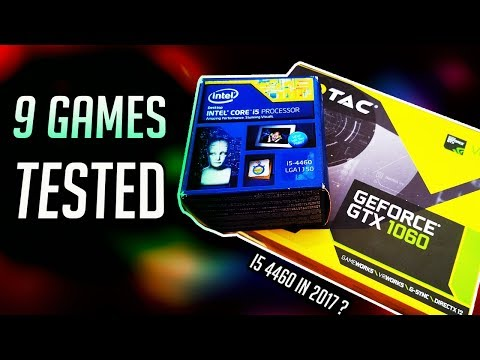 i5 4460 Still Enough ? | 9 Games Tested | GTX 1060 3Gb | i5 4460+GTX 1060 3gb|NFS PAYBACK and More