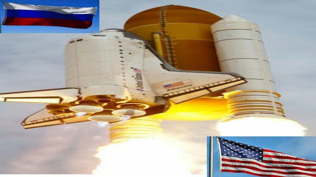 لماذا تطلق أمريكا و روسيا صواريخ الفضاء من بلدان أخري(ابواب السماء! )