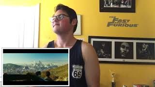 Maze Runner:The Death Cure trailer reaction