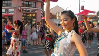 浸信會呂明才中學舞蹈組20130801塞爾維亞舞蹈交流 照片